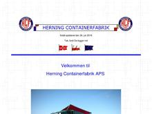 Herning Containerfabrik ApS