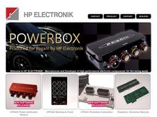 Hp Electronik A/S, Herning